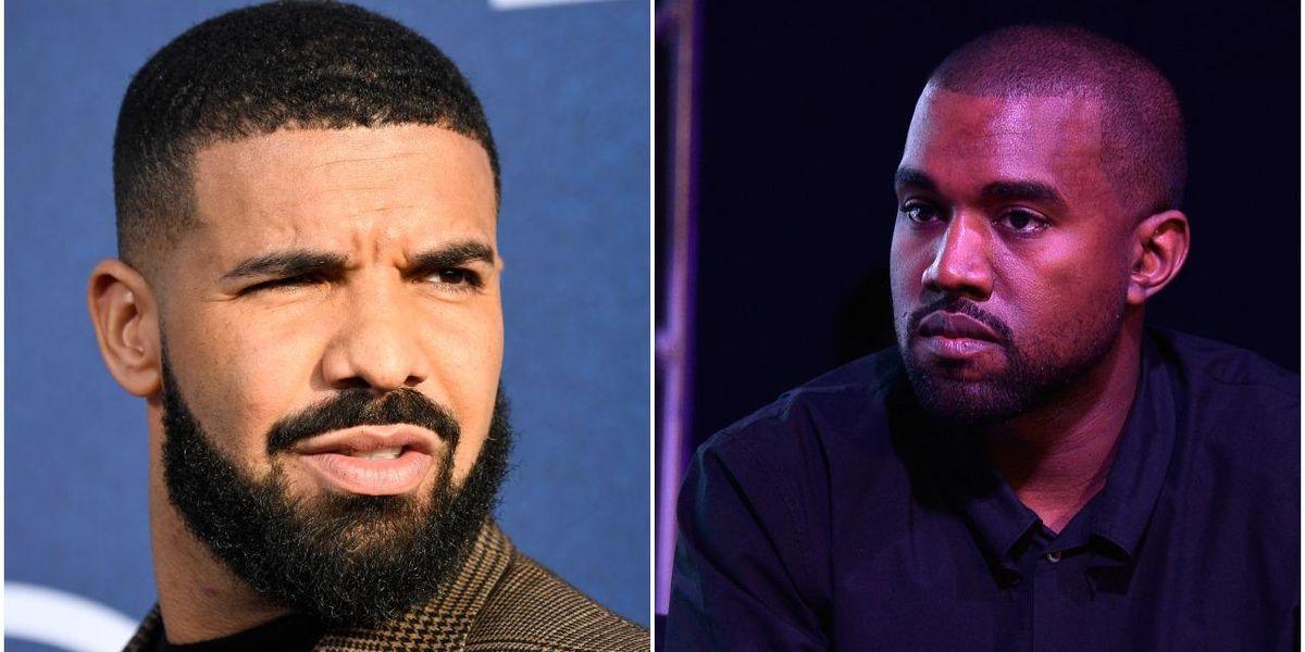 Kanye West Doxxed Drake