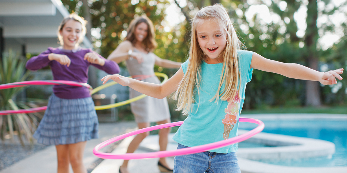 Best-Selling Sensory Hula Hoop Toy for Kids Is Under $20 and Comes With More Fidget Toys
