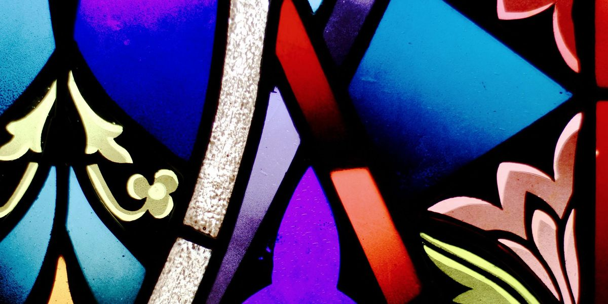 TikTok Discovered Stained Glass Light Bulbs and They're Mesmerizing