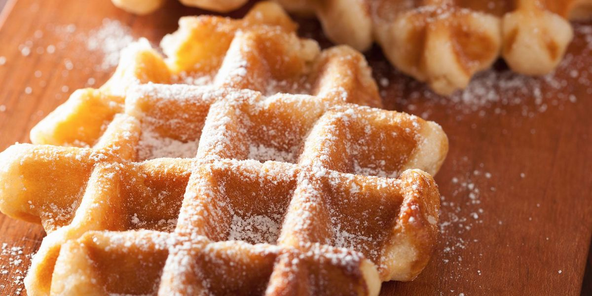 Today Is National Waffle Day and a Bunch of Waffle Makers Are on Offer