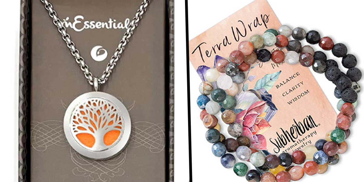 These Anti-Anxiety and Stress-Relief Jewelry Pieces Are a Great Way To Stay Calm and Look Good