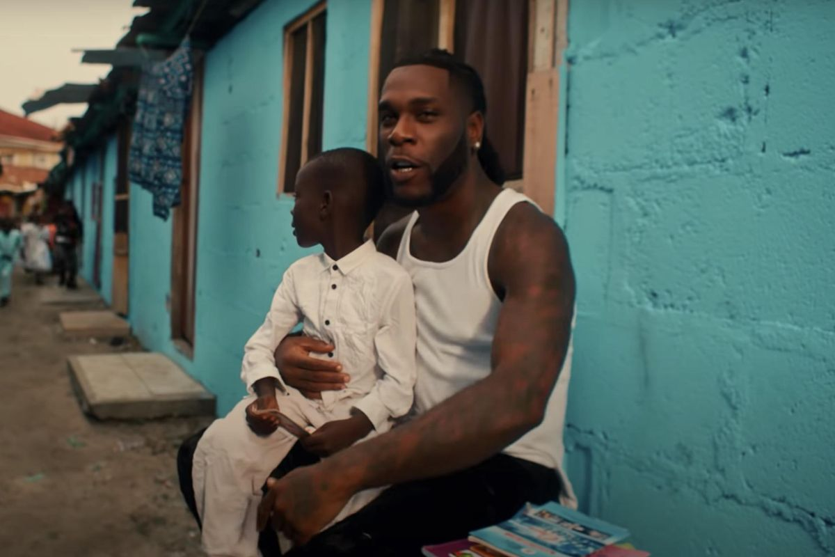 <div>Burna Boy Drops New Single & Video For 'Question' Featuring Don Jazzy</div>