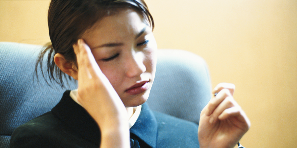13,000 Reviewers Say This Migraine Stick Beats Any Kind of Headache