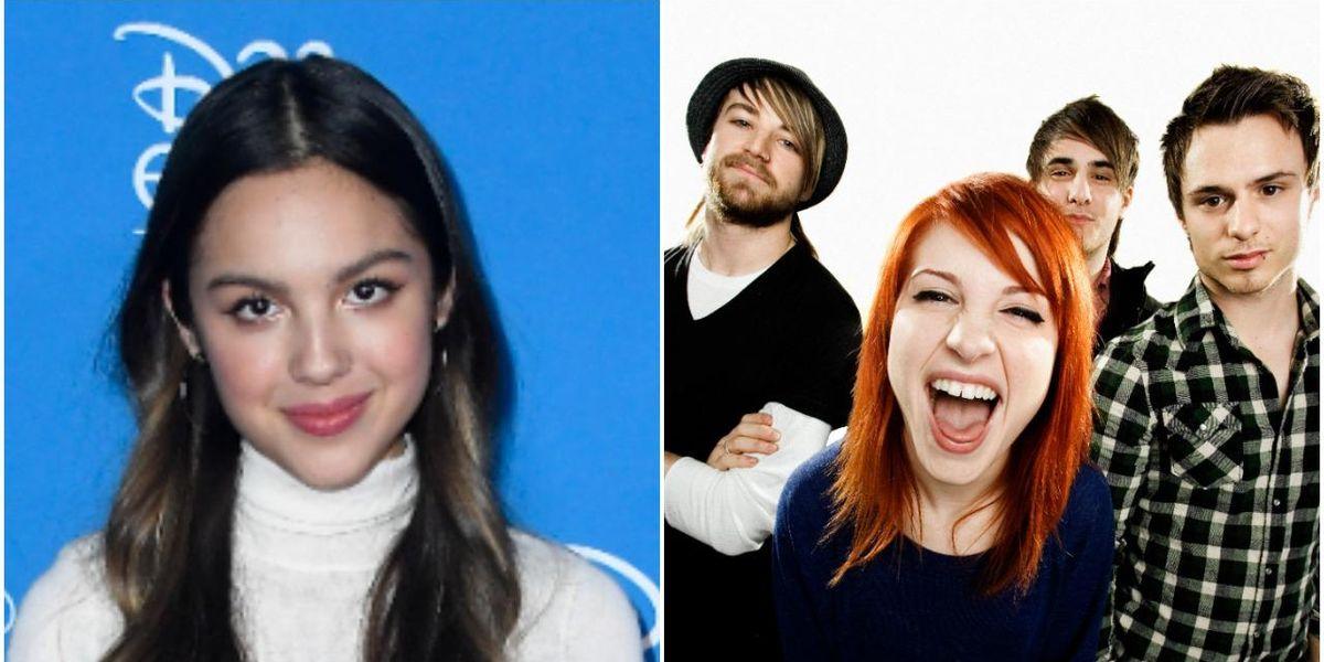 Olivia Rodrigo Adds Paramore to 'good 4 u' Songwriting Credits