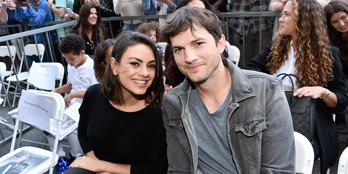 Mila Kunis and Ashton Kutcher Address Outrage They Caused Over Their Kids' Bathing Habits