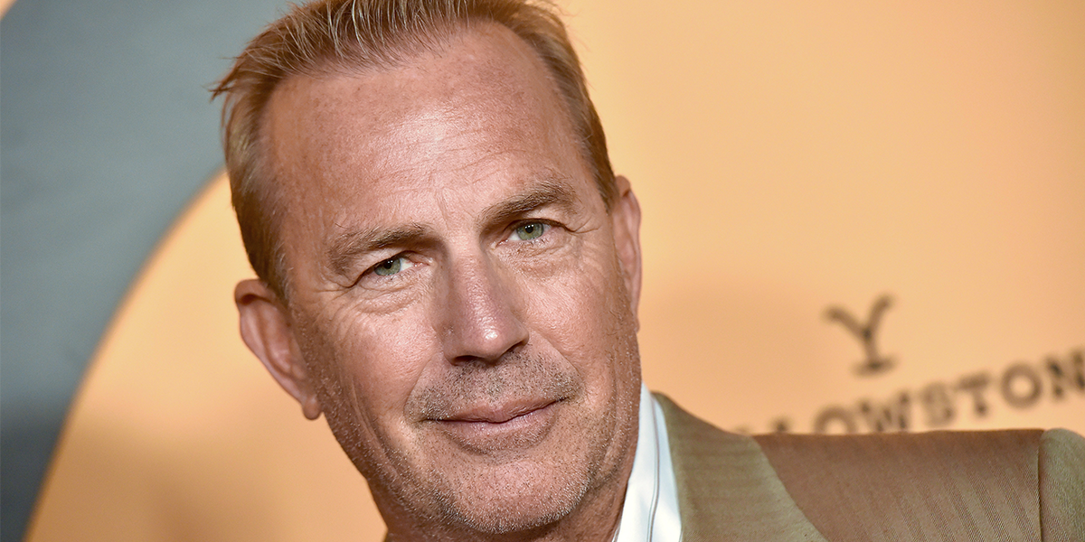 Kevin Costner Returns to 'Field of Dreams' Set for Iowa's First-Ever MLB Game