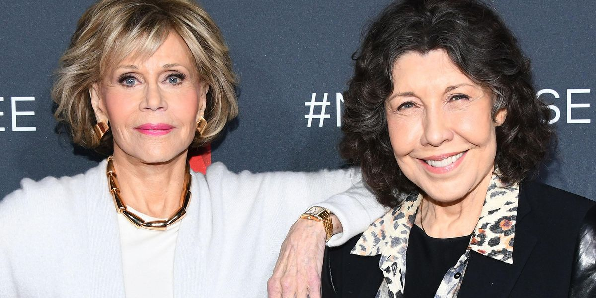 'Grace and Frankie' Are Back as Netflix Drops Surprise Episodes of the Final Season