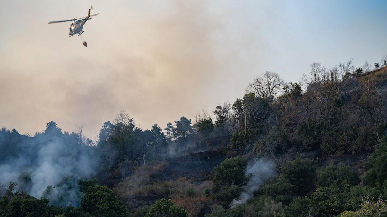 Sicily Reports Hottest Temperature Ever Recorded in Europe as Wildfires Scorch Mediterranean