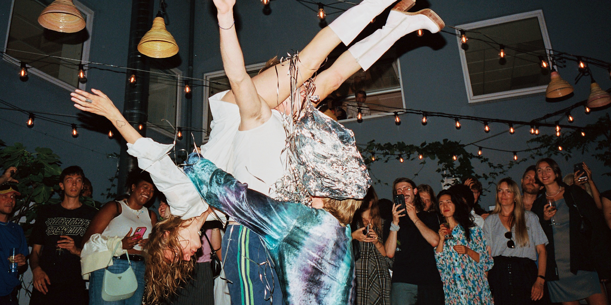 Meet the Visual Artist Who Headlined Ganni's Afterparty in Copenhagen