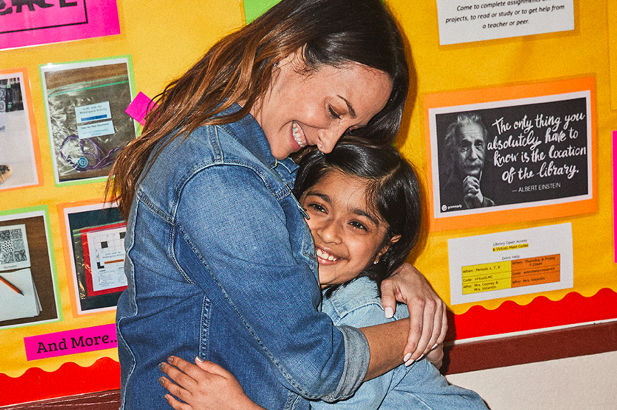 Back to school shopping? Round up your purchase at Macy's and help boost literacy in underserved communities.