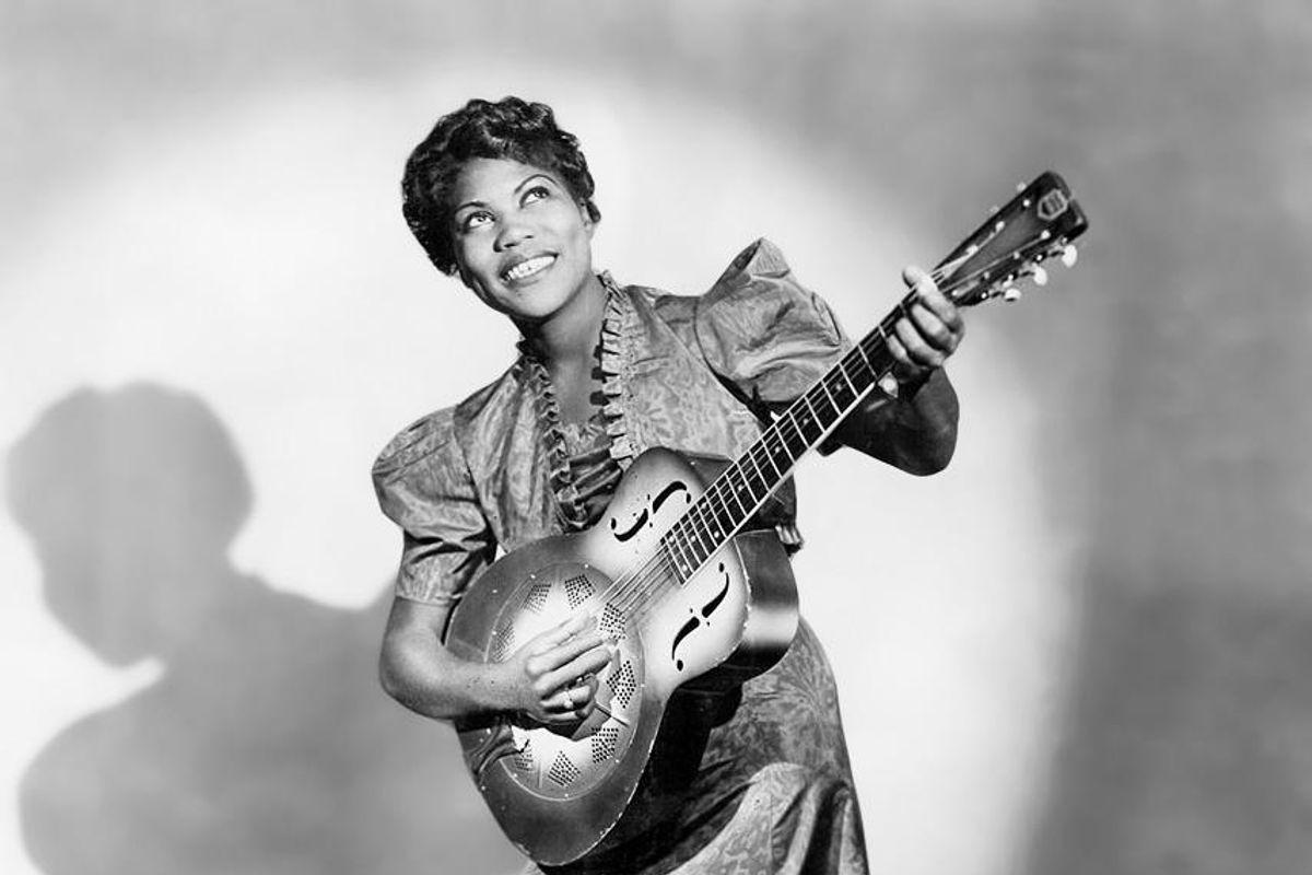 Meet the Mother of Rock n' Roll, Sister Rosetta Tharpe