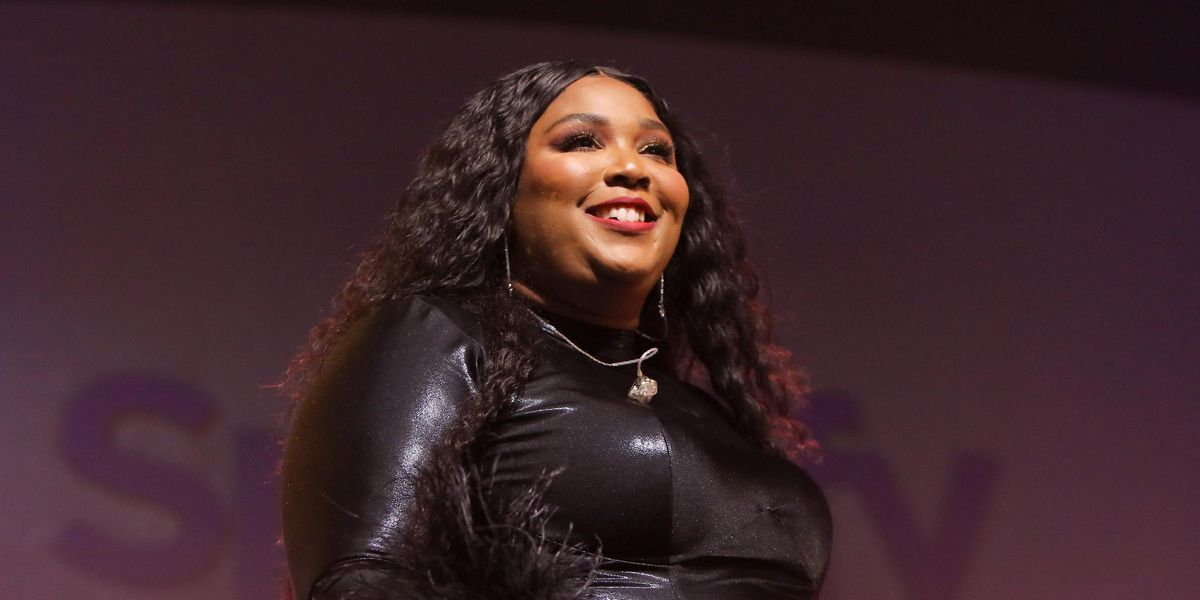 Lizzo Reveals her NSFW Dream Date with Chris Evans