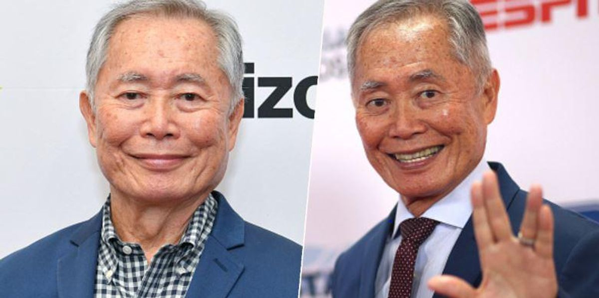George Takei Says Willfully Unvaccinated Should Be Refused Priority Care