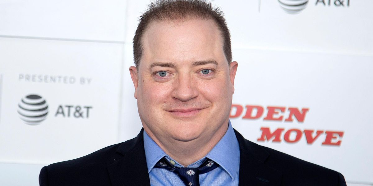 Brendan Fraser Delays Interview With Fan to Finish Game on Nintendo Switch