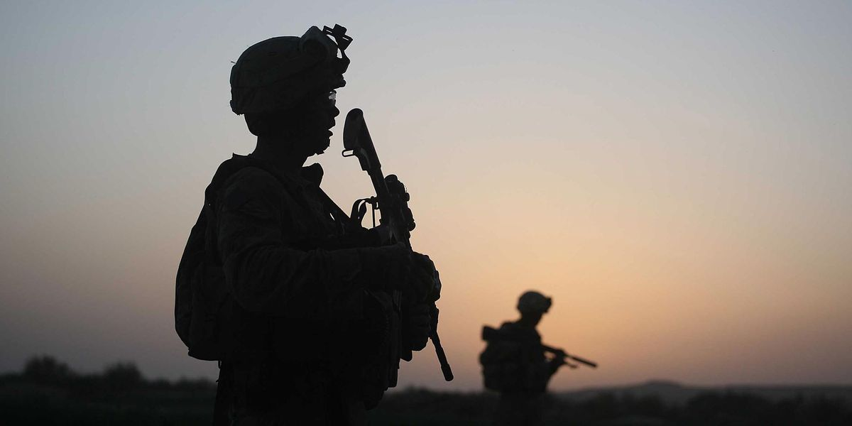 Student 'Stuck in Afghanistan on Vacation' Says He's Accepted Death