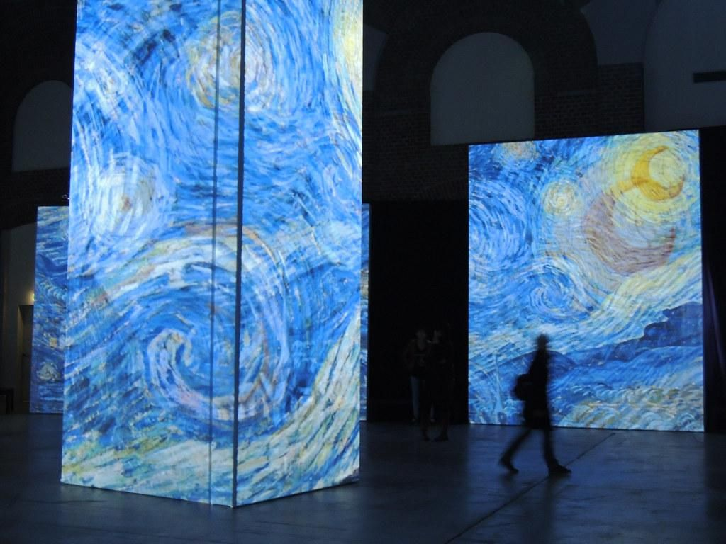 What You Need to Know about The Van Gogh Exhibit