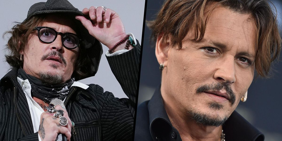 Johnny Depp Says He's Being Boycotted by Hollywood