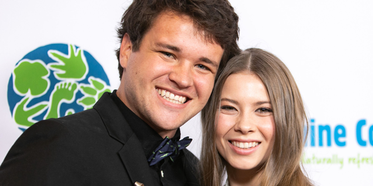 Bindi Irwin Shares Adorable Photos of 4-Month-Old Grace in Her Own Tiny Lawn Chair