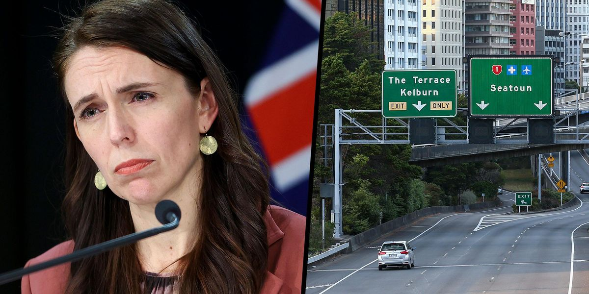 New Zealand Enters National Lockdown Over One COVID Case