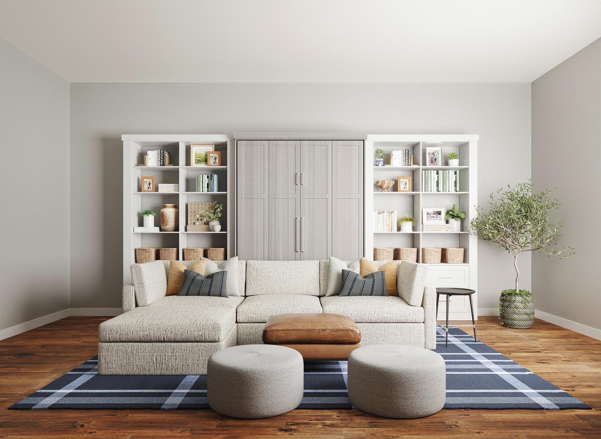 Live In a Studio Apartment? Here Are 5 Tips to Maximize Your Small Living Space.