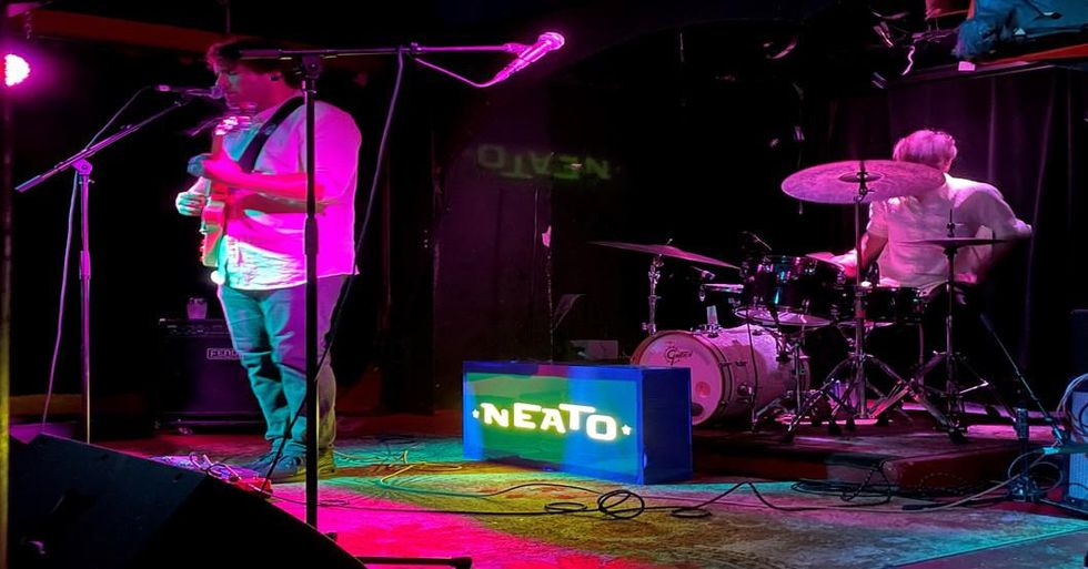 Henry Hall Finally Performs Debut Album 'Neato' Live