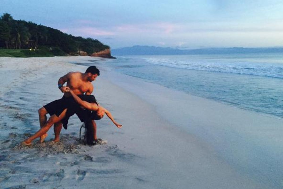 Ciara and Her Boyfriend Definitely Did Not Bang In Joe Francis' Bang House In Mexico