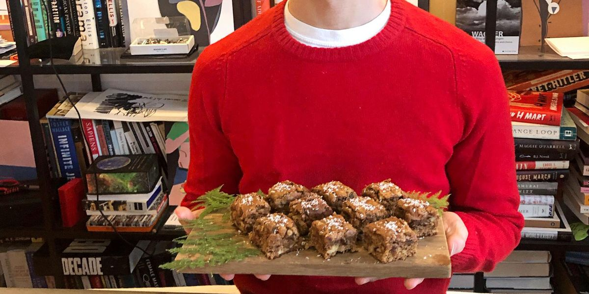 """New York City Ballet Principal Anthony Huxley's """"Food for the Gods"""" Recipe"""