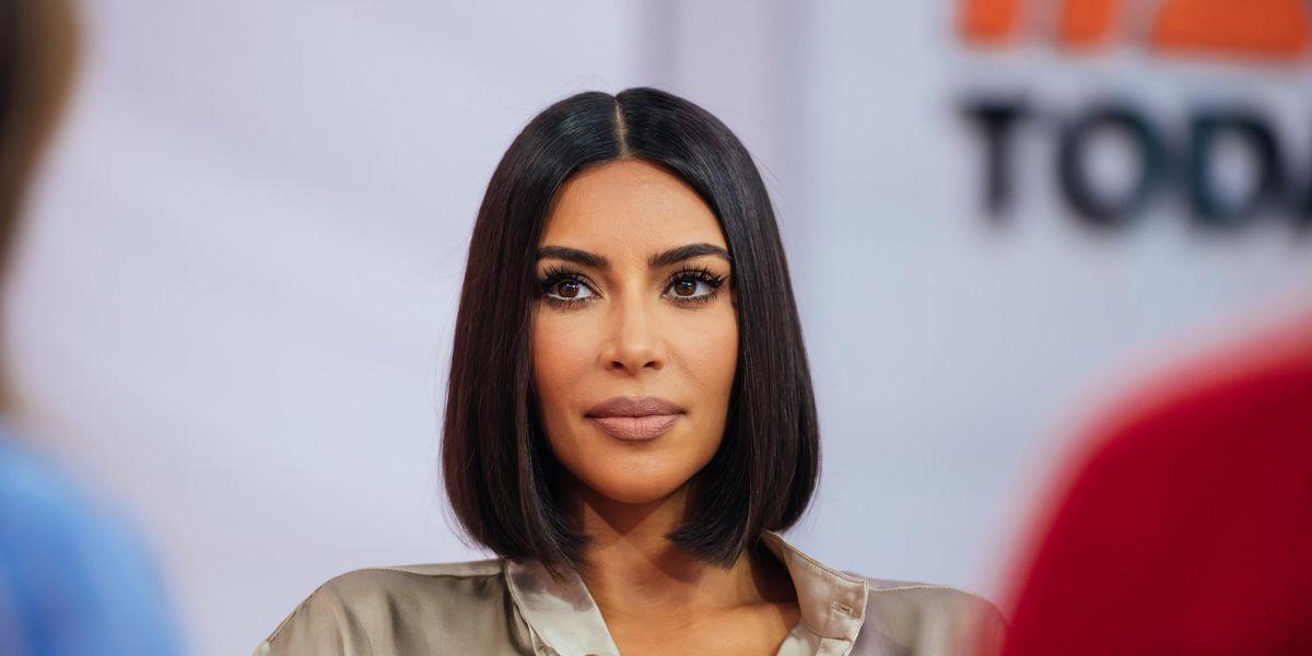 Kim Kardashian Roasted for Listening to 'Donda' on Mute