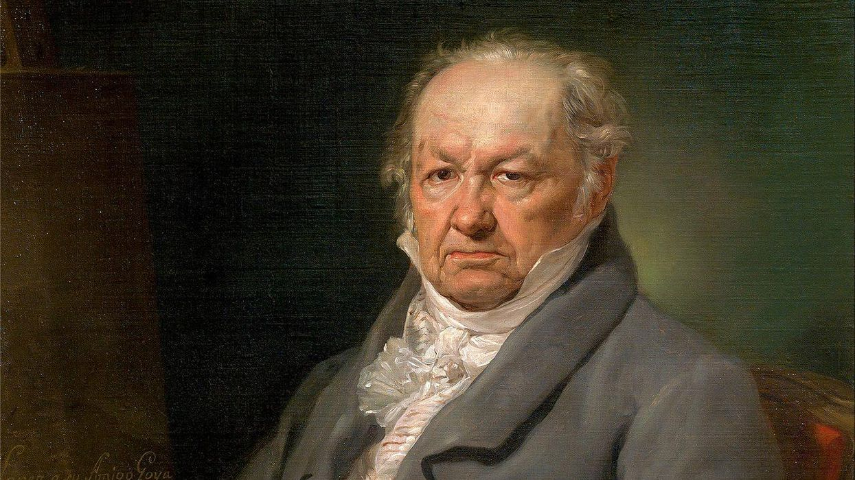 Francisco Goya: how a Spanish painter fooled kings and queens