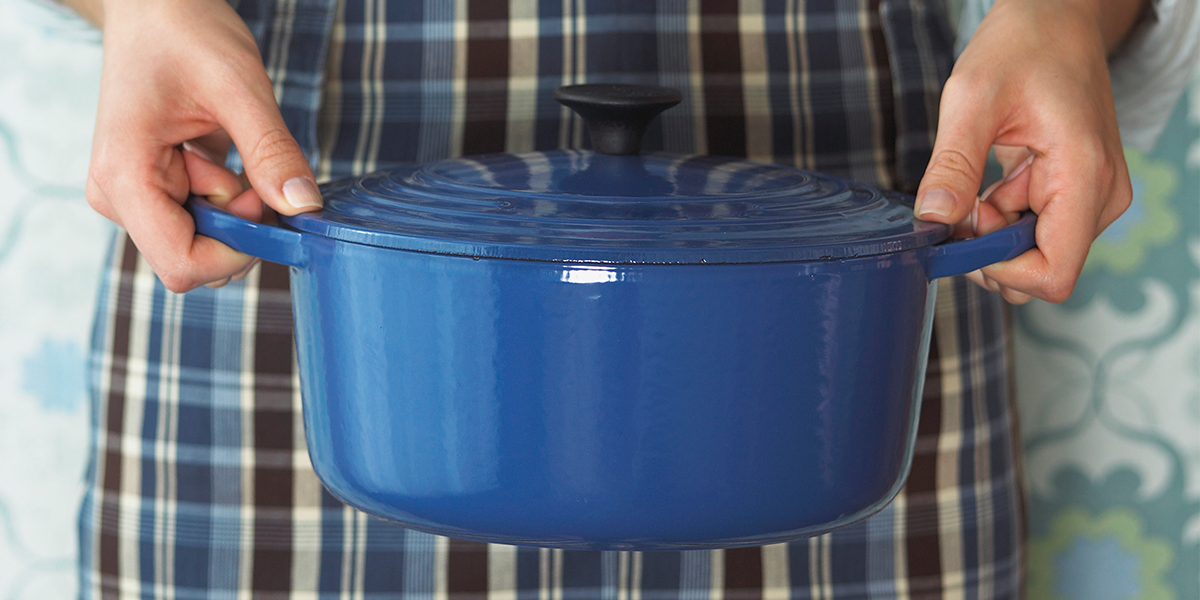 Amazon Is Taking More Than 50% Off Lodge's Dutch Oven So It's Time To Get Your Cook On