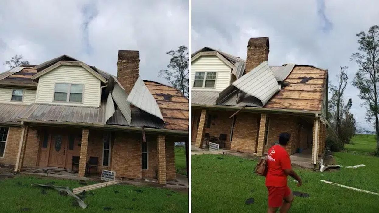 Hurricane Ida Badly Damages Home of Goldman Prize Winner Sharon Lavigne and Others in Louisiana's Cancer Alley