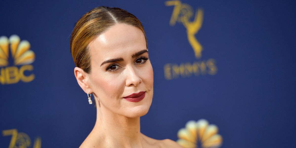 Sarah Paulson Says She 'Regrets' Wearing a Fat Suit