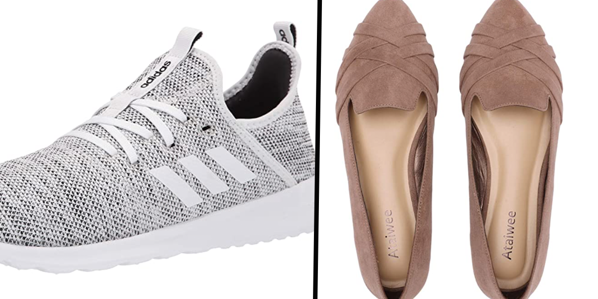37 Pairs of Shoes That Are Stylish & Comfortable From Amazon