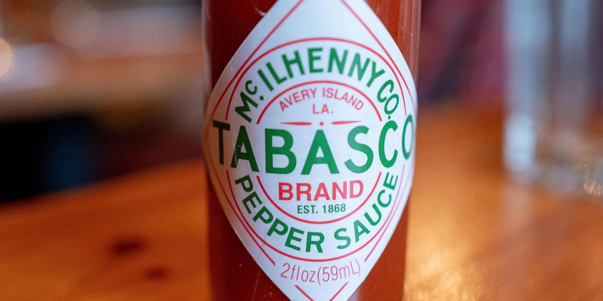 You Can Now Buy a Tiny Bottle of Keychain Tabasco Sauce So You Never Have To Go Without