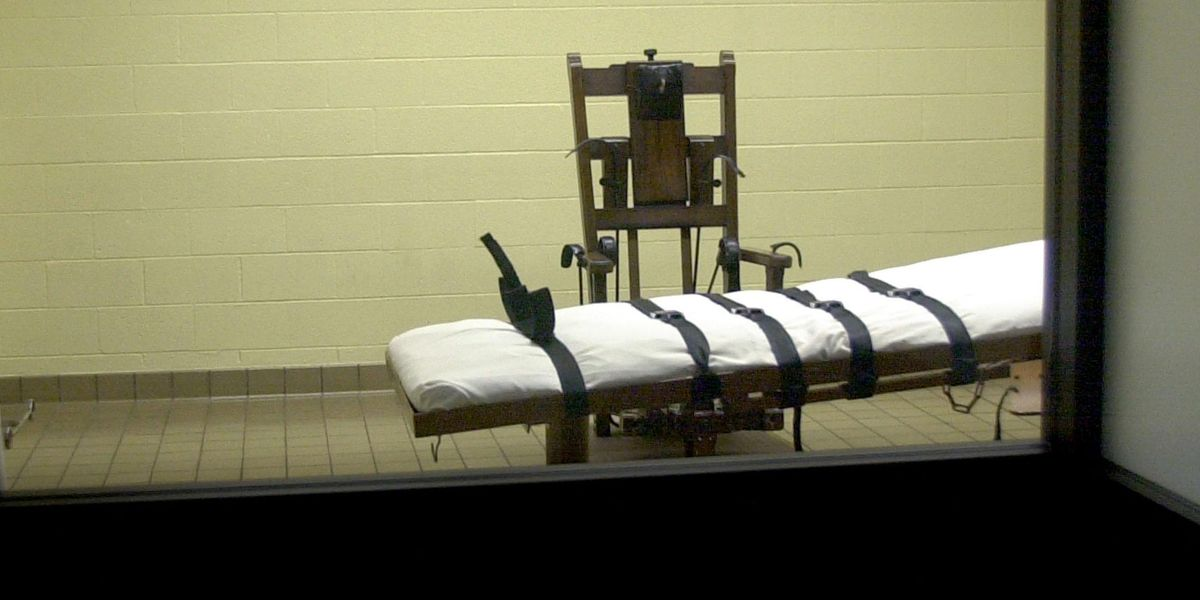 Death Row Inmate Who Killed Man for $1 Gives Bizarre Final Request