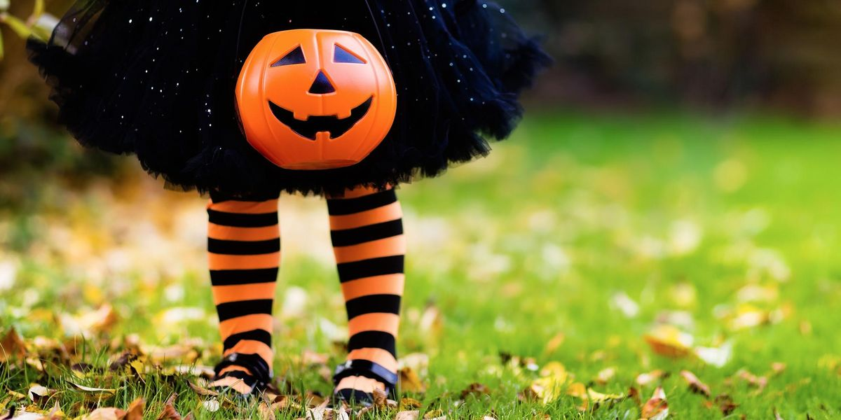 Here Are the Best Kids' Halloween Costumes You Can Snap Up This Year