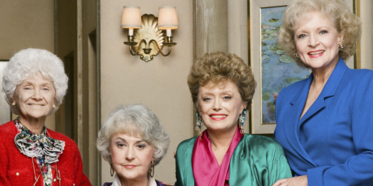 Amazon Is Selling 'The Golden Girls' Costumes for Halloween