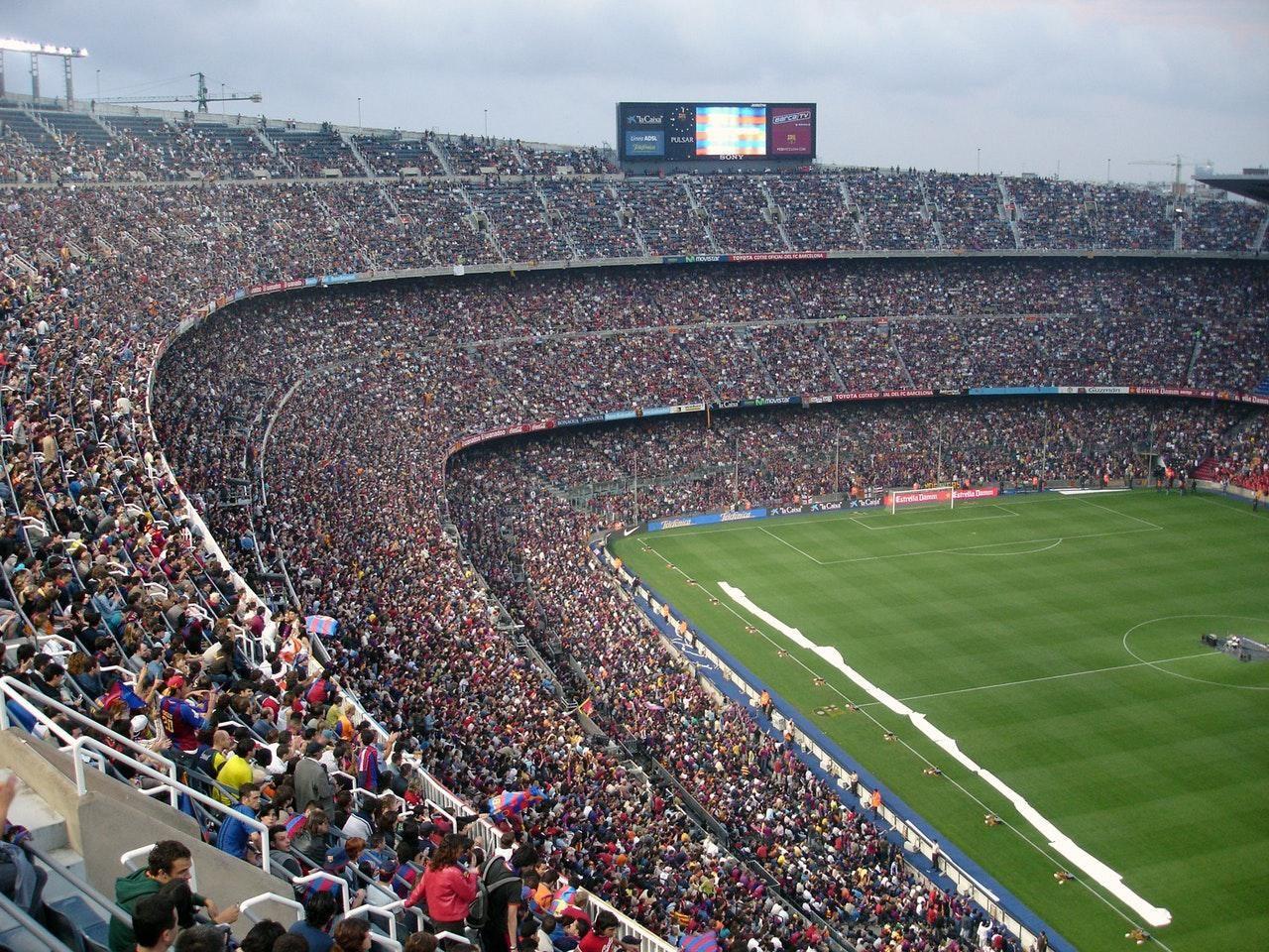 8 Of The Coolest Sports Stadium Around The World