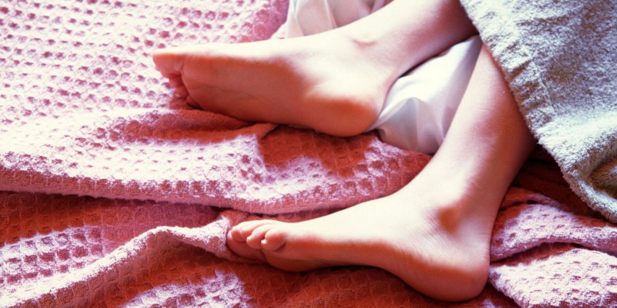 You Can Buy Microwavable Slippers To Keep Your Feet Warm
