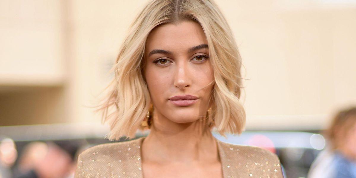 Hailey Bieber's Secret To Textured Beach Waves Is Available on Amazon