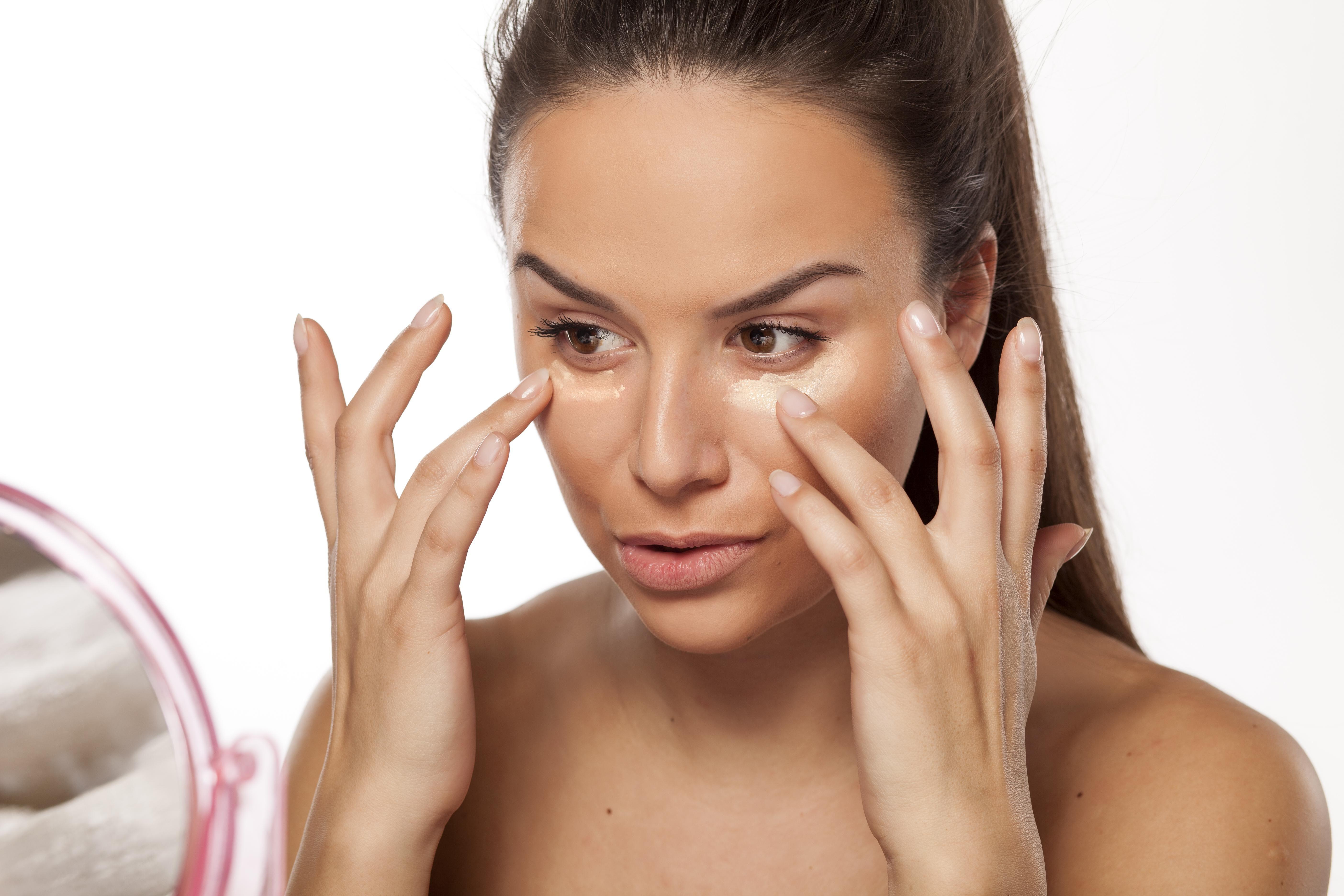 Using Primer Before Applying Makeup