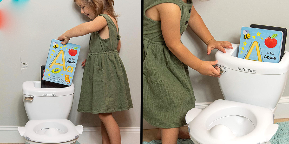 Cute Potty Training Toilet Is 14% Off and a Must for All Parents