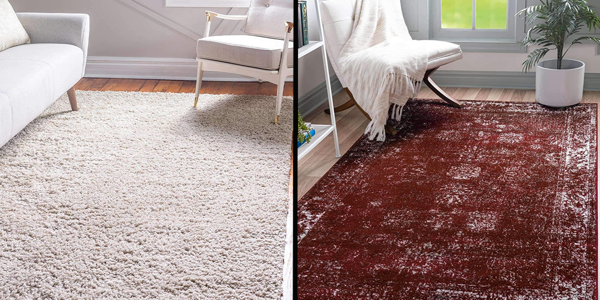 Amazon's Labor Day Deals Include Huge Offers on Rugs That Just Complete a Room