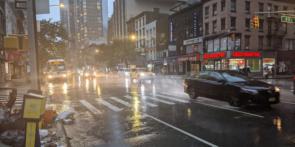 New York City climate change