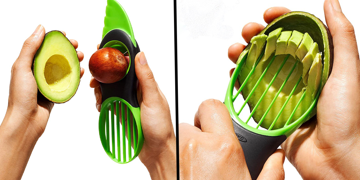 This 3-in-1 Avocado Slicer Is Any Gen Z'ers Dream
