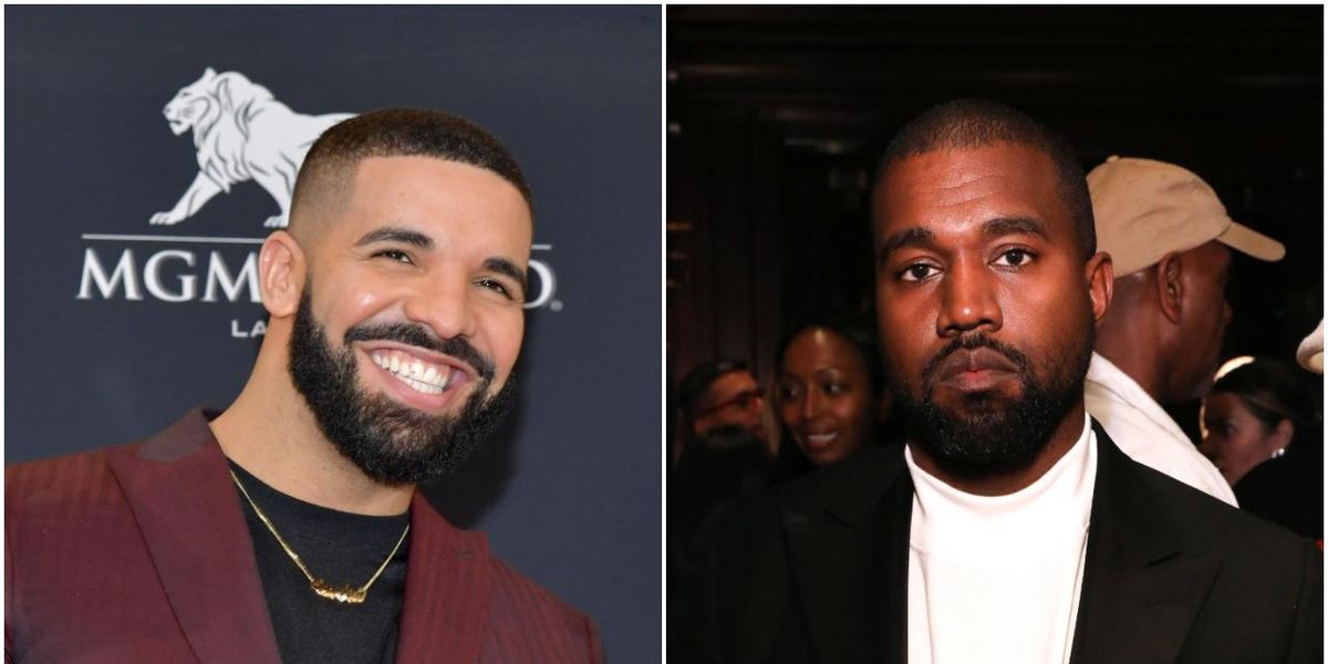 Drake Appears to Come for Kanye on 'Certified Lover Boy'