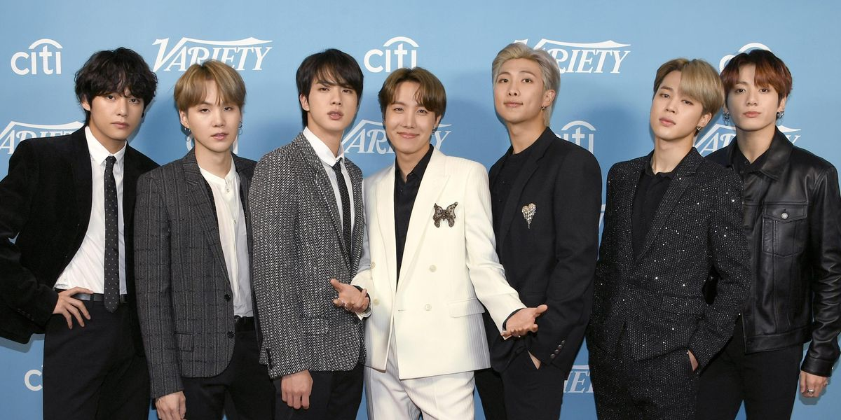 BTS Is Now in the Guinness World Records Hall of Fame