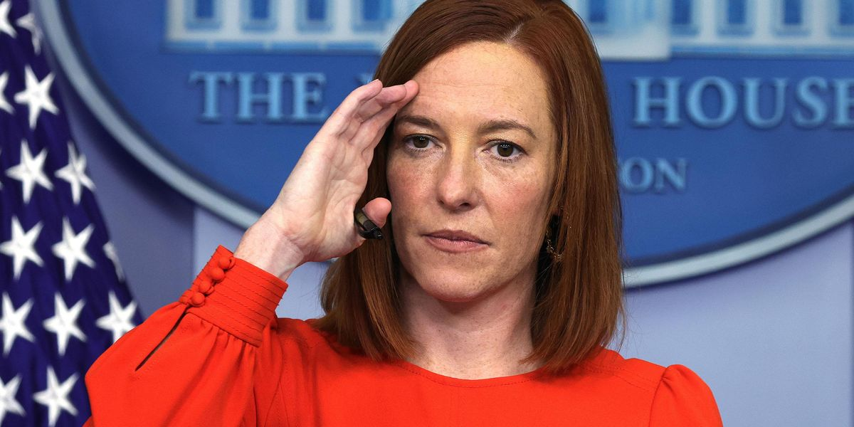 Jen Psaki Praised for Response To Male Reporter's Repeated Questions About Abortion