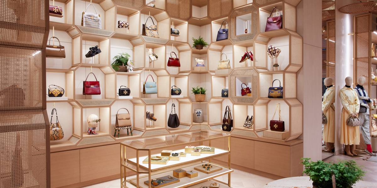 Tory Burch's New Store Has Ties to Her Downtown Community