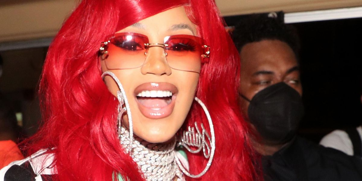 Cardi B Gives Birth to Her Second Child